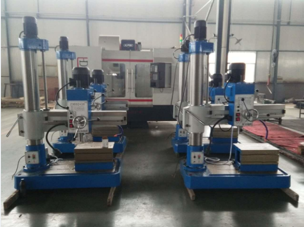 Economic Type Radial Drilling Machine (Z3032X9/10)