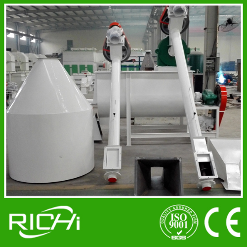 1-2t/H Factory Supplier Low Price Small Animal Feed Pellet Production Line - buying leads