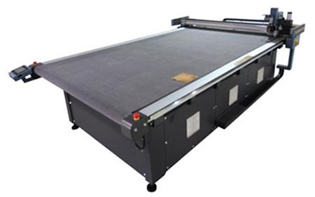 Chinese Multi and Single Layer Automatic Cutting Machine