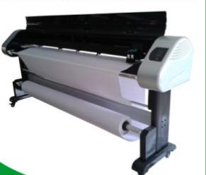 CAD Inkjet Textile Printer (SS1850--2X-HP45-L)