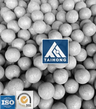 Forged Grinding Balls 20mm-50mm Made by Taihong
