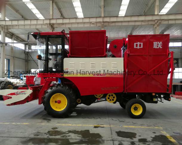 2.5m Cutter Width Peanut Harvester Machine