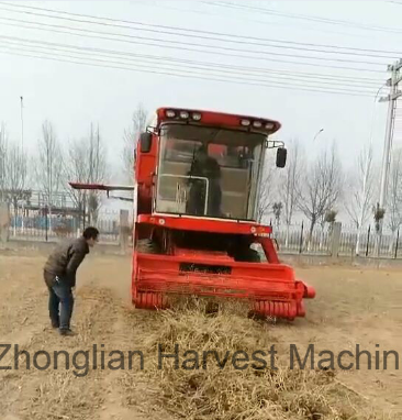 2.5m Cutter Width Peanut Harvester Machine - buying leads