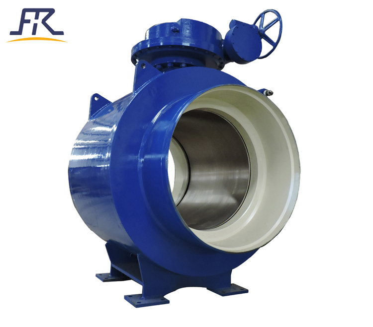 Fully welded ball valve - buying leads