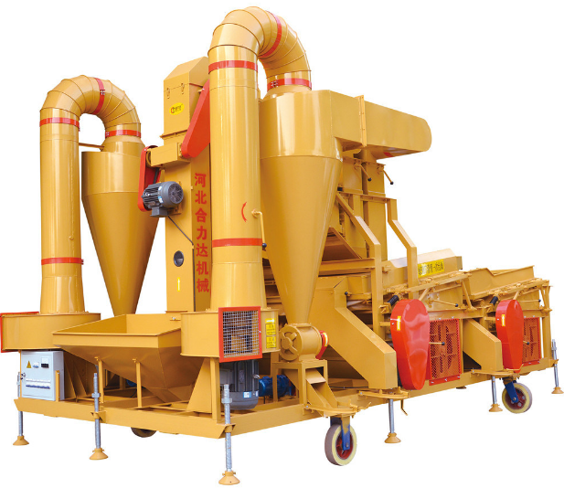 Big Capacity 50tph Grain Seed Cleaning Machine for Kinds of Seeds