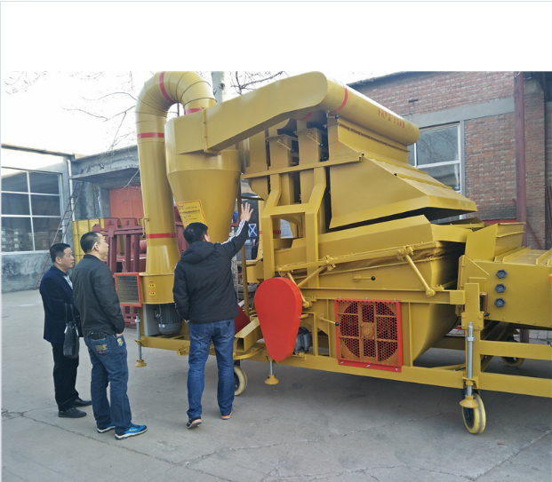 Big Capacity 50tph Grain Seed Cleaning Machine for Kinds of Seeds - buying leads
