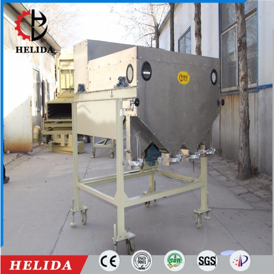 Chickpea, Mung Bean, Soybean, Wheat, Maize, Sesame, Rice Seed Magnetic Separator