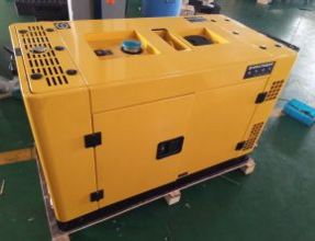 12kw Air-Cooled Diesel Generator (silent) Single-Phase