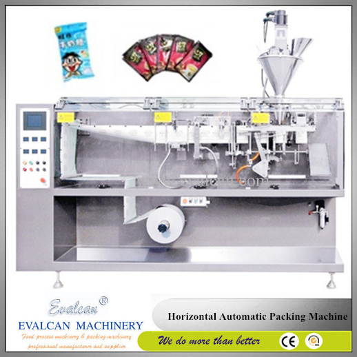 High Speed Automatic Coffee Powder Small Sachet Pouch Bag Form Fill Seal Packing Machine