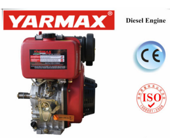 Yarmax Air Cooled Single Cylinder Ym190f 10HP 11HP Marine Use Diesel Engine