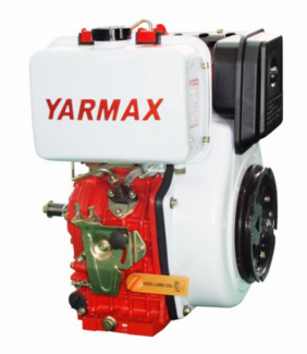 Yarmax Air Cooled Single Cylinder 198f Diesel Engine