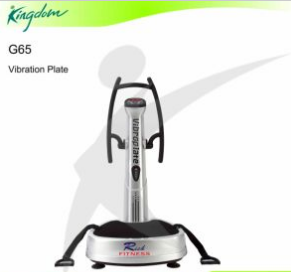 Fitness Equipment Vibration Machine Gym Equipment Vibration Plate
