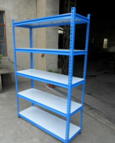Ce Certificated Light Duty Steel Shelving Rack