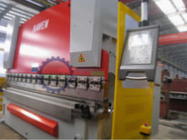 WC67K-200X3200 Hydraulic Press Brake