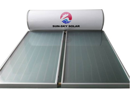Flat panel non pressure solar water heater  - buying leads