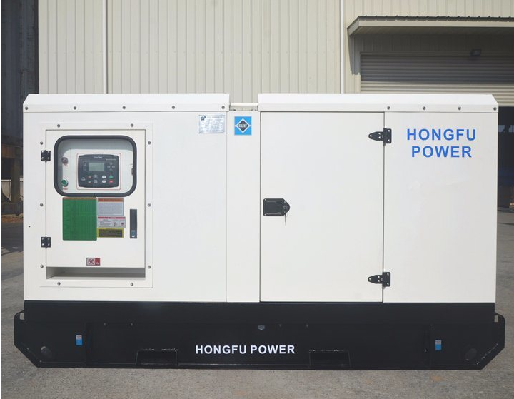 Prime Power 25kVA Silent Power Generator Set with Cummins Engine