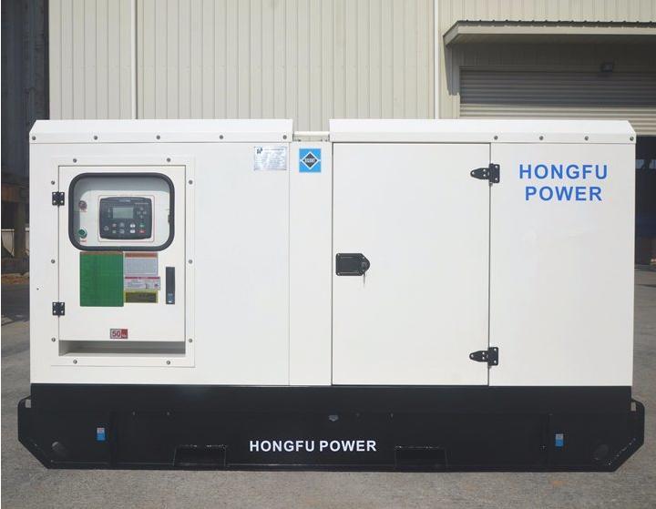 Prime Power 25kVA Silent Power Generator Set with Cummins Engine