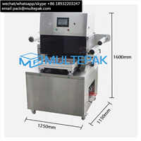 MULTEPAK Semi-Auto Vacuum Skin Packaging Machine