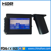Handheld Inkjet Glass Code Printer Machine