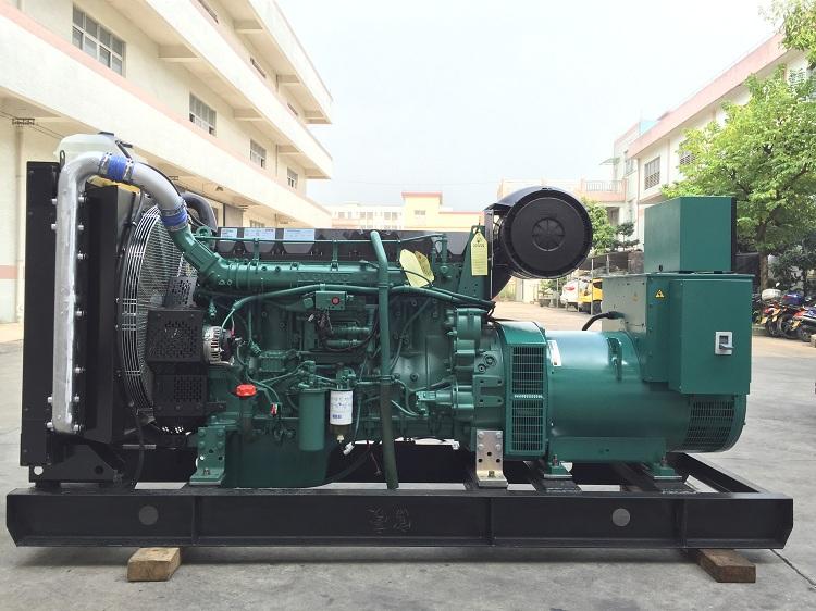 VOLVO 300KW Diesel Generator Set