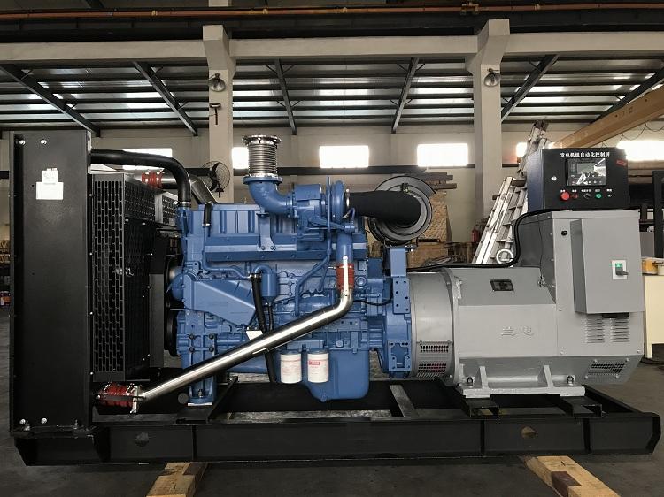 YUCHAI 300KW Diesel Generator Set
