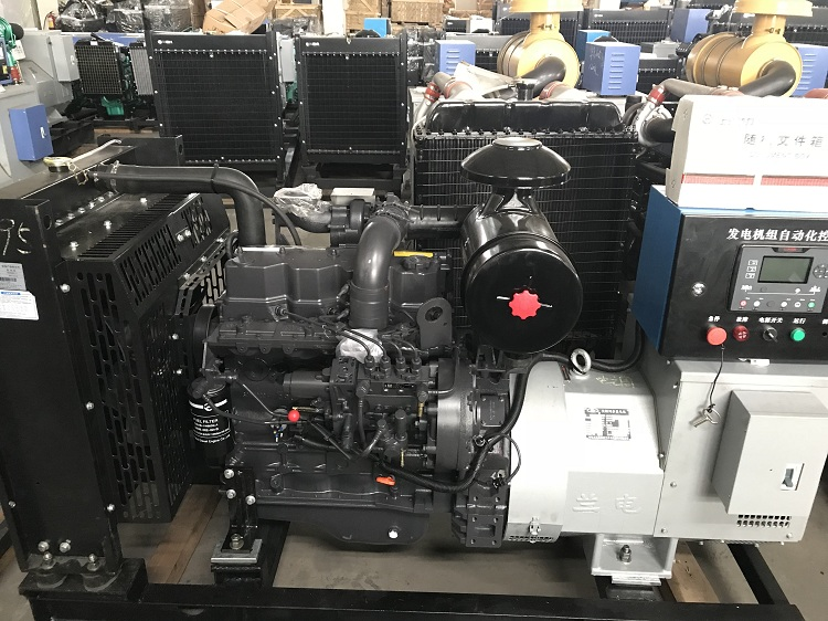 ShangChai 50KW Diesel Generator Set