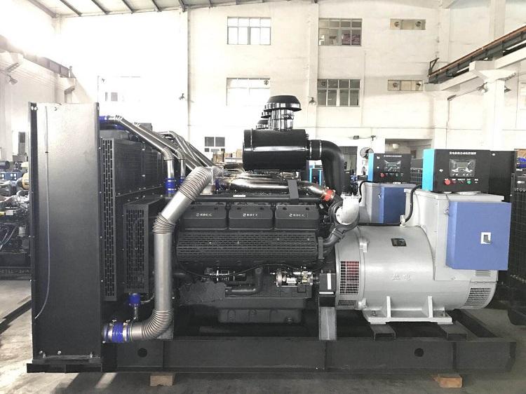 ShangChai 600KW Diesel Generator Set