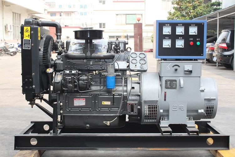 WeiChai 30KW Diesel Generator Set
