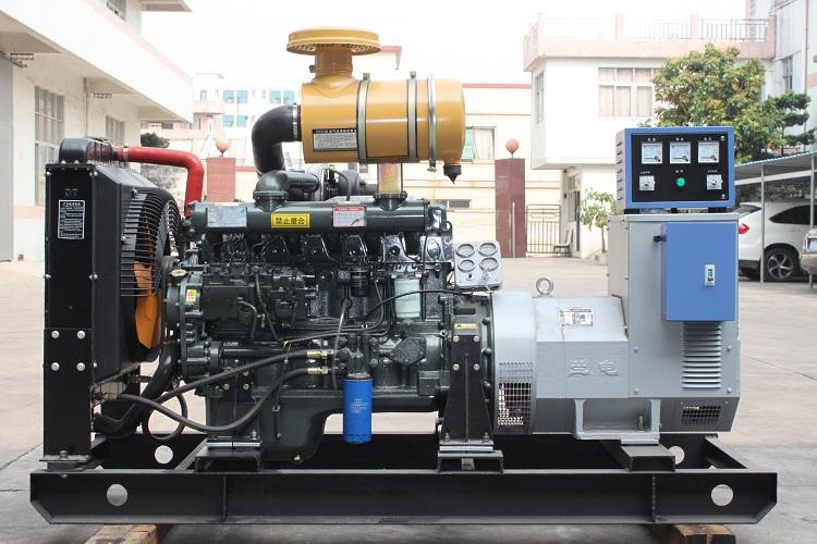 WeiChai 75KW Diesel Generator Set