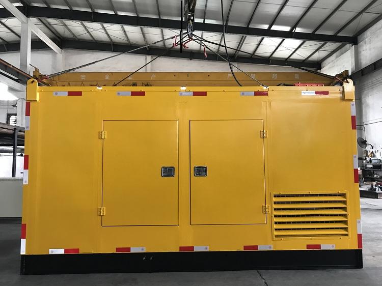 150KW Mute Diesel Generator Set