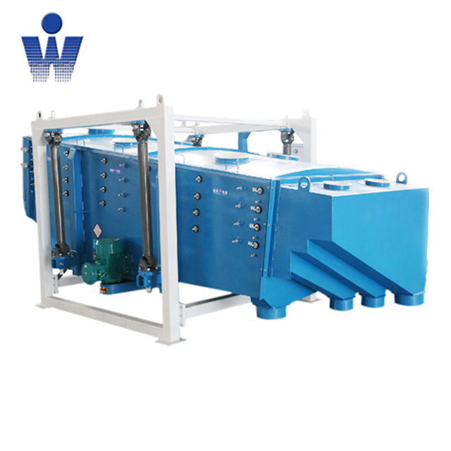 Square Gyratory sieving machine for powder