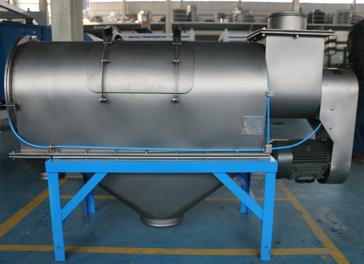 Centrifugal seperator and rotary sifter