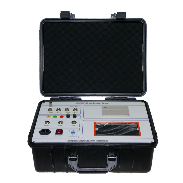 GDGK-306A High Voltage Circuit Breaker Tester