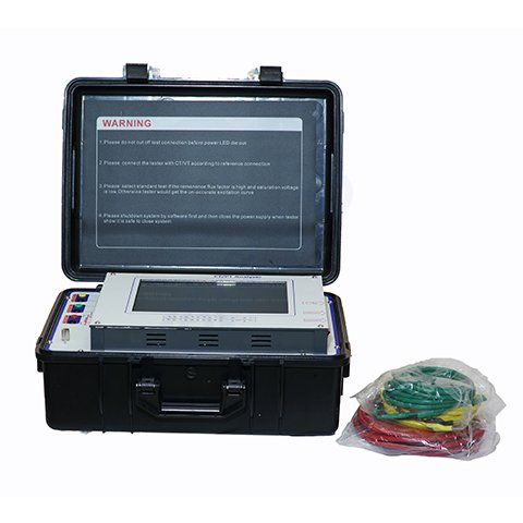 GDVA-405 Automatic Current Transformer and Potentional Transformer Tester CT PT Analyzer