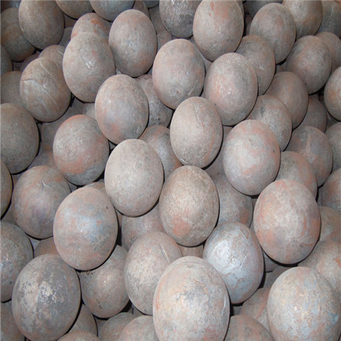 high hardness forged steel grinding media balls, grinding media steel balls