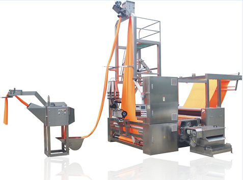 rope opener slitting washing squeezing machine