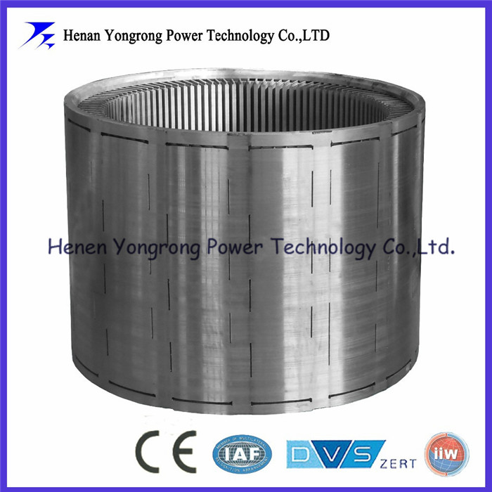 high voltage motor stator core