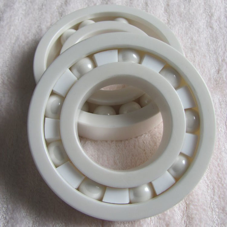 Full Ceramic Ball Bearings High Precision Ceramic Bearing 6203