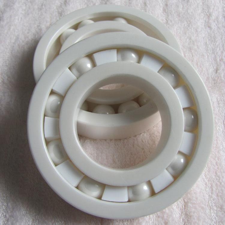 Full Ceramic Ball Bearings High Precision Ceramic Bearing 6203