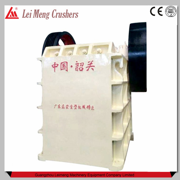 Jaw crusher for 50tph
