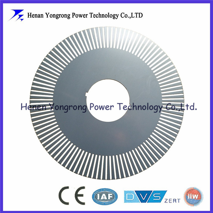 China export quality Stator rotor sector motor laminations - Wind