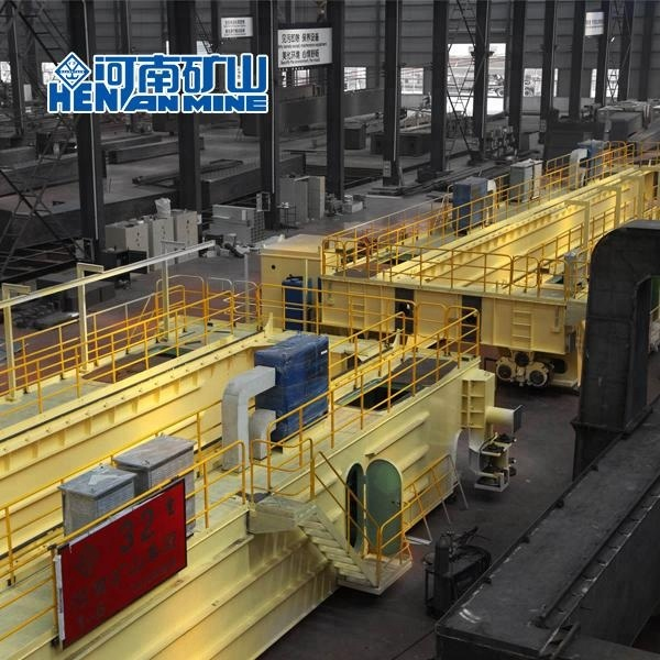 High Temperature Foundry Charging Metallurgy Crane