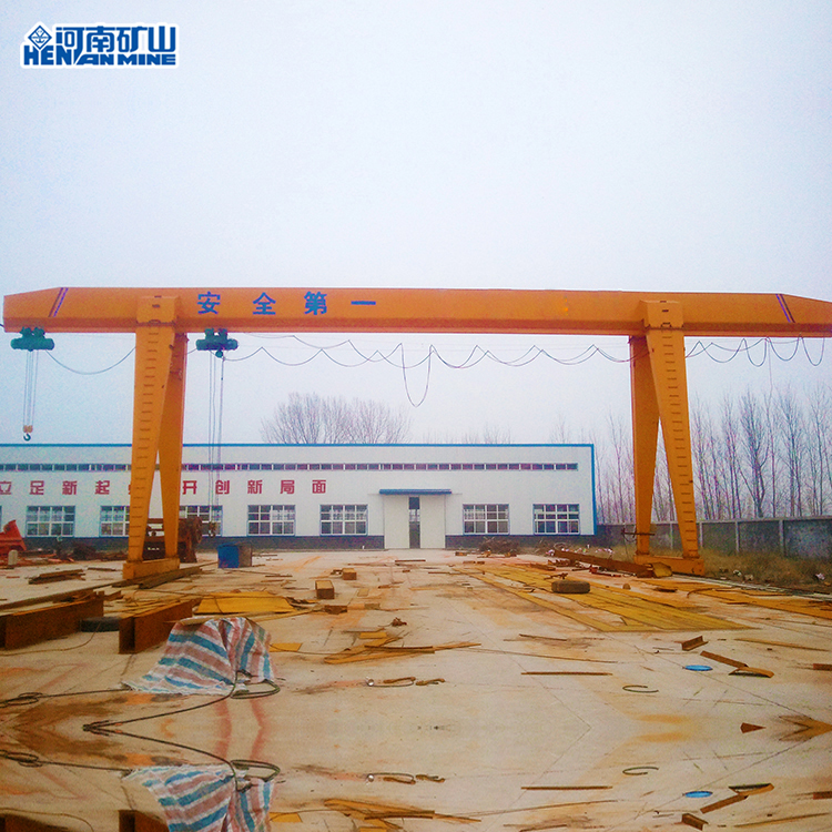 Single Beam Single Girder Gantry Crane 16T - buying leads