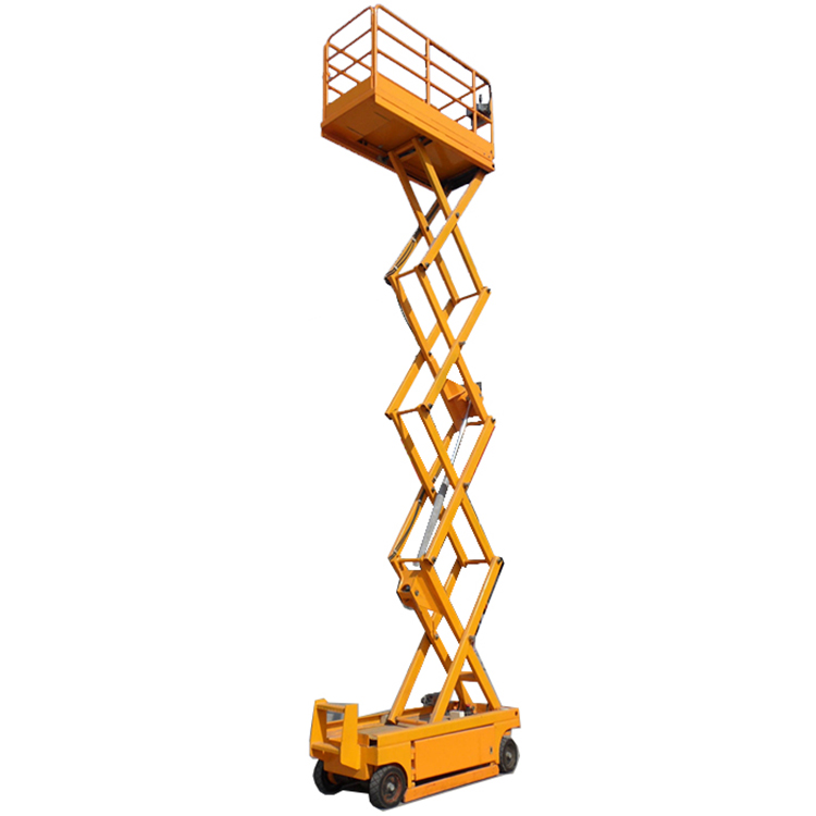 Hot selling mast aluminum alloy lift work platform