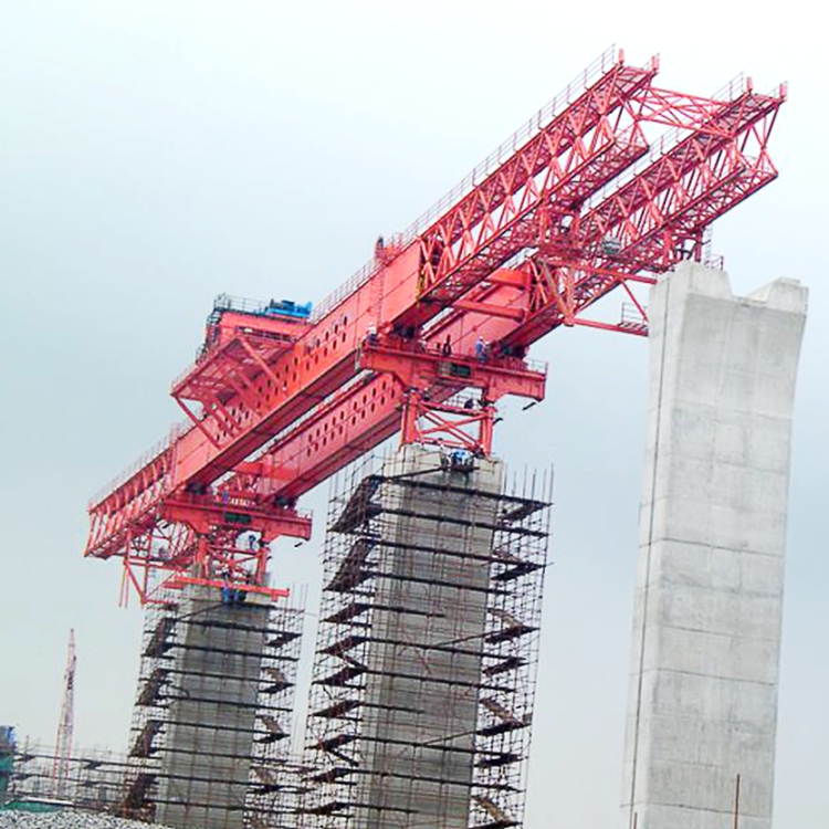 Henan Mine Bridge and Highway Building Crane