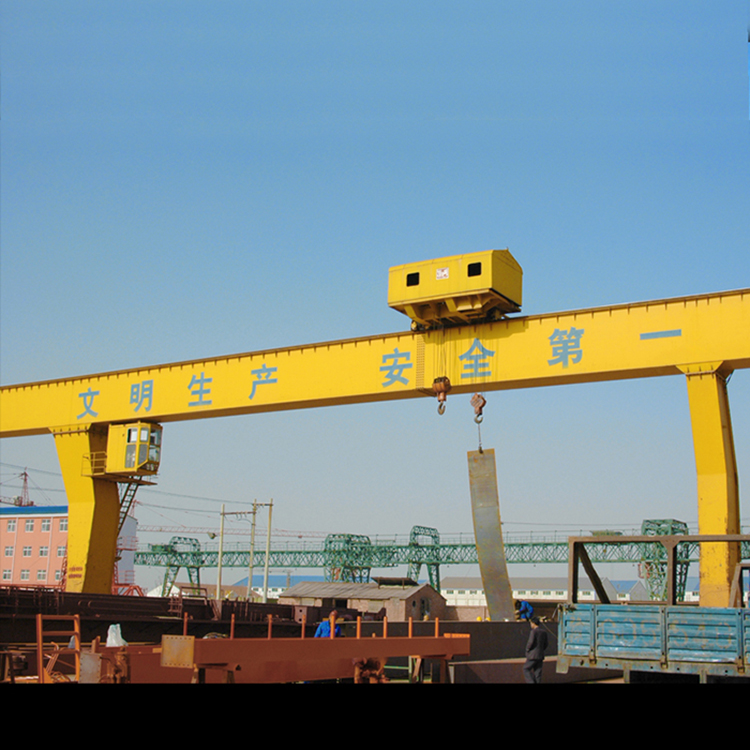 Mdg Model L Shape Cranes Adjustable Single Girder Gantry Crane 20 Ton - buying leads
