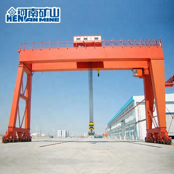 Outside Double Girder 10 ton Gantry Crane