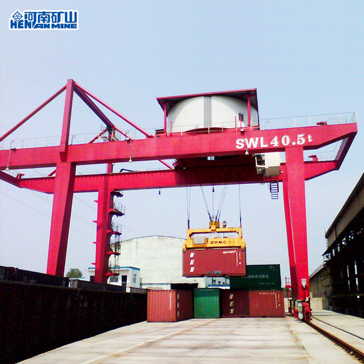 Heavy Duty 100Ton Double Beam Gantry Crane