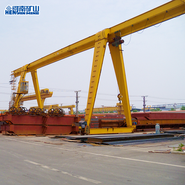 Single Beam 5T Door Crane