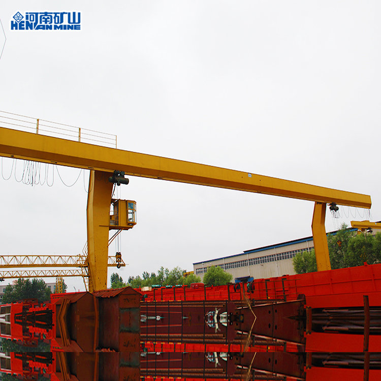 Single Beam 12 Ton Goliath Crane For Sale